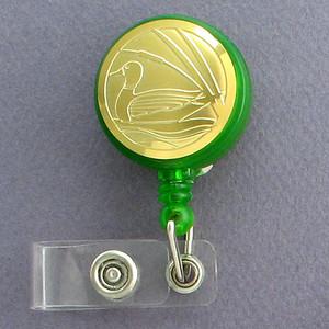 Duck Retractable ID Badge Holder Reel