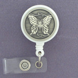 Butterfly ID Badge Holders