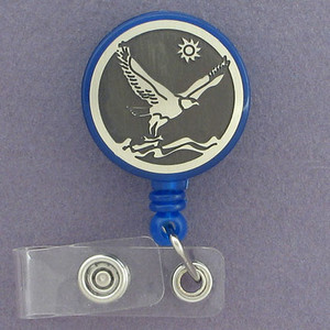 Falcon Pull Out ID Badge Holder Reel