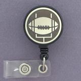 Football ID Badge Holder Reel