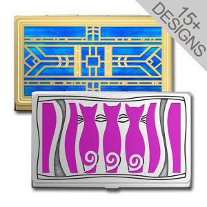 Designer Cases for Business Cards