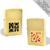 Brass Cigarette Lighter