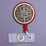 Sword Retractable ID Badge Holder