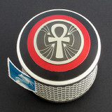 Ankh Postage Stamp Holders