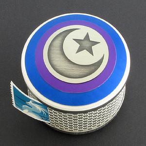 Islamic Star & Crescent Stamp Dispenser