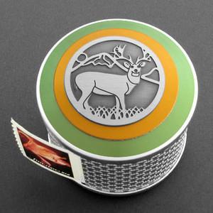 Deer Postage Stamp Dispensers