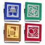 Personalized Refrigerator Magnets - Choose Color & Design
