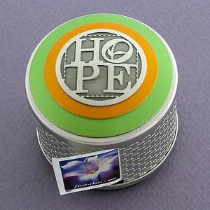 Inspirational Hope Postage Stamp Dispensers