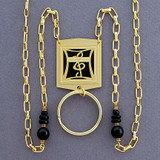 Musician Necklace ID Holders or Glasses Chains