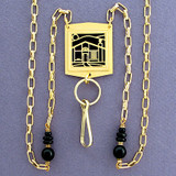 House Beaded Lanyards or Eyeglasses Holder Chains