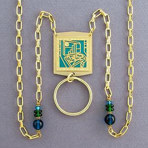 Computer Decorative Lanyards or Eyeglasses Holder Necklaces