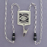 Eye Lanyard Necklace or Glasses Holder Chain
