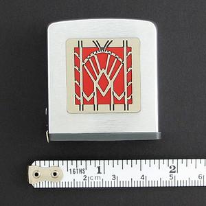 Art Deco Measuring Tape