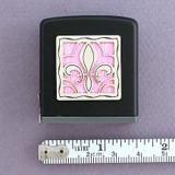 Fleur De Lis Tape Measure