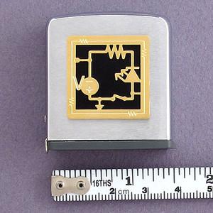 Electrical Circuit Measuring Tape