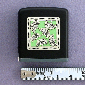 Ginkgo Leaf Measuring Tape