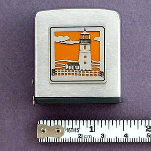 Lighthouse Tape Measure