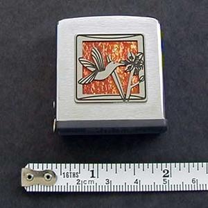 Hummingbird Tape Measure