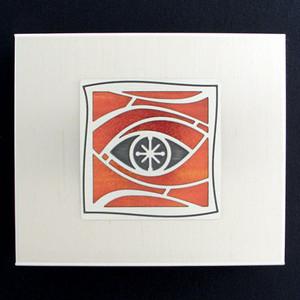 Eye Design Contact Lenses Cases