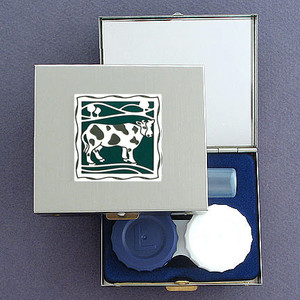 Cow Contacts Case