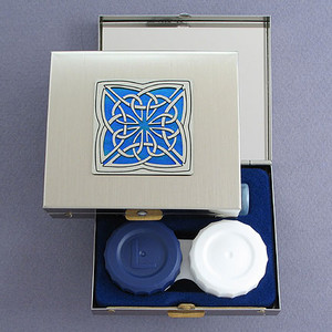 Celtic Contact Lenses Case