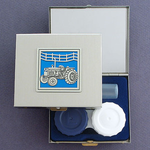 Tractor Contact Lense Travel Cases