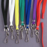 Breakaway Swivel Badge Lanyards With Bead