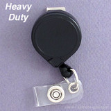 Extra Strong USA Quality Mini Bak Retractable Name Badge Holder Reels