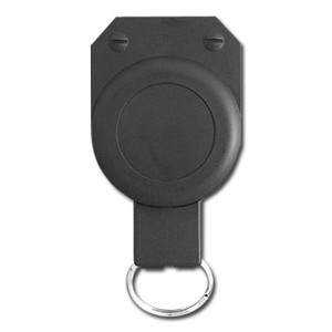 Heavy Duty Retractable Key Rings with Steel Wire Pull-Out Cord