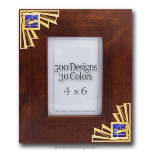 Decorative Picture Frame - Add any design