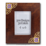 Unique Decorative 4x6 Picture Frames - Choose any design