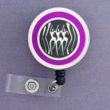 Abstract Dancers Badge Reel