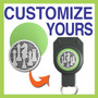 Customized Heavy Duty Key Reel