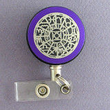 Purple Astrology Badge Reel