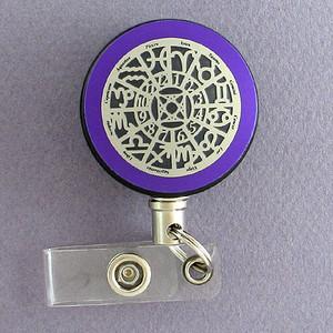 Purple Astrology Badge Reel