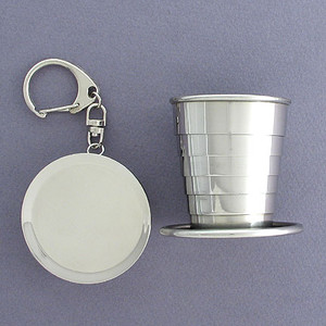 Metal Collapsible Cup for Travel