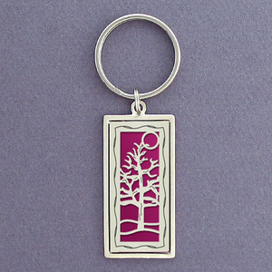 Tree of Life Key Rings