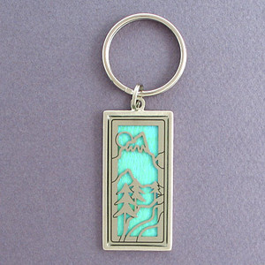 Mountain Key Chains