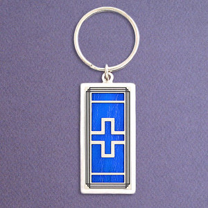 Lifeguard Keychain