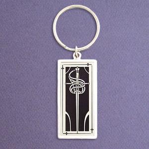 Sword Keychain