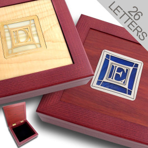Personalized Jewelry Boxes with Monograms