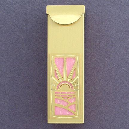 Sunrise chewing gum case or toothpick holder kyle design - Travel toothpick holder ...