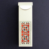 Quilters Toothpick Holder Case
