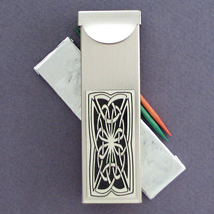 Celtic gum cases or travel toothpick holders kyle design - Travel toothpick holder ...