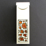 Leopard Spots Toothpick Holder Case