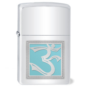 Om Cigarette Lighter
