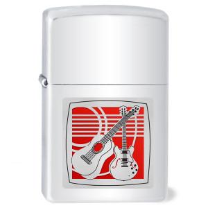 Guitar Cigarette Lighter