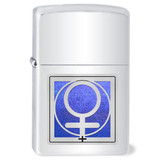 Woman Sign Cigarette Lighter