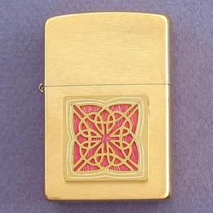 Celtic Cigarette Lighter
