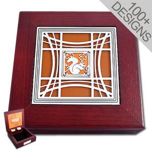 Wood Memory Boxes